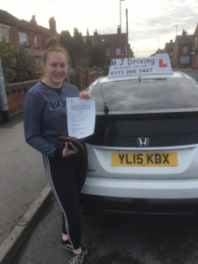 One Week Driving Courses Leeds - MJ Driving School Intensive Driving Courses Leeds