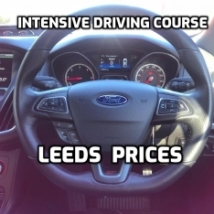Intensive-Driving-Courses-Leeds - Crash Courses Leeds - Fast Pass Driving Courses In Leeds