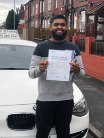 Intensive Driving Courses Leeds - Practical Driving Test Pass In Leeds - Crash Courses Leeds