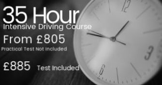 Cheap Intensive Driving Courses In Bradford