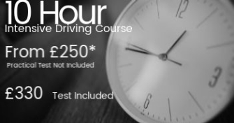 Intensive Driving Courses Bradford