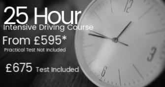 One Week Driving Courses Bradford