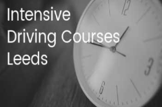 Intensive Driving Courses Leeds - Crash Courses Leeds